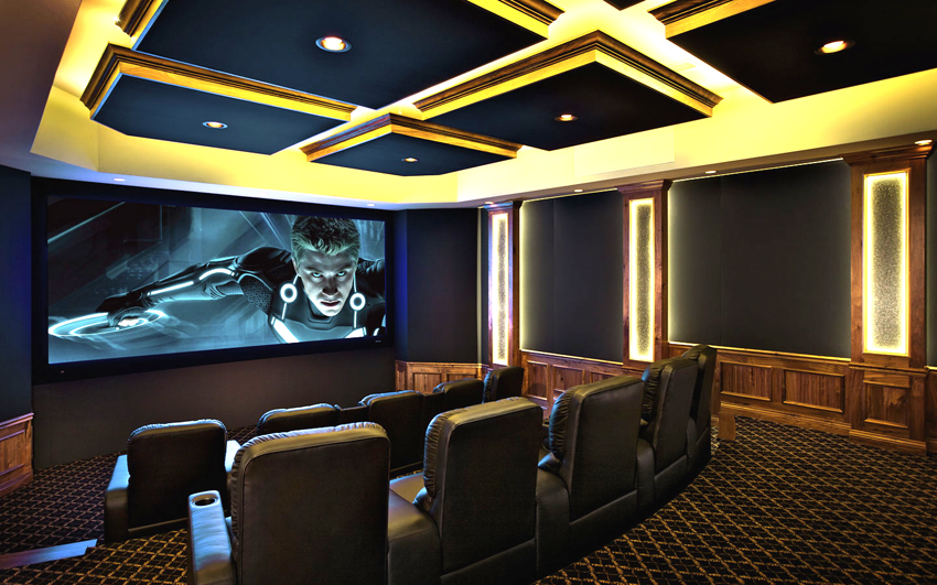 salle de cinema prive pour particuliers. Black Bedroom Furniture Sets. Home Design Ideas