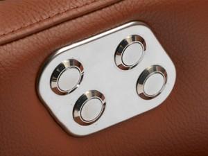 installateur home cinéma : fauteuil simple 4 boutons 2 moteurs