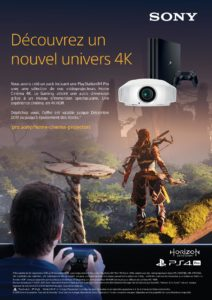 SONY OFFRE SPECIALE